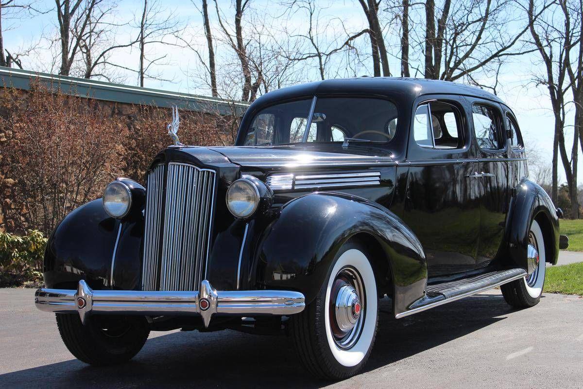 1939 Packard 120 120 Eight Sedan Packard, Sedan, Classic