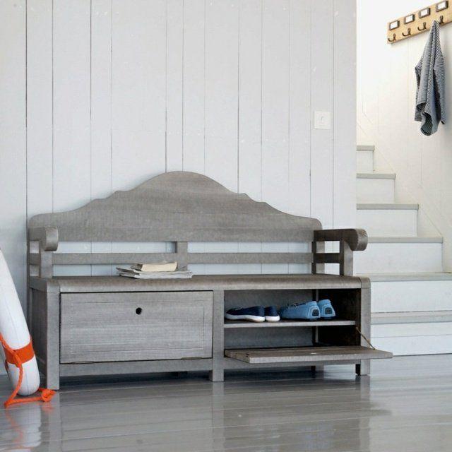 meuble de rangement pour l 39 entr e en 35 id es magnifiques id es de meubles meuble de. Black Bedroom Furniture Sets. Home Design Ideas