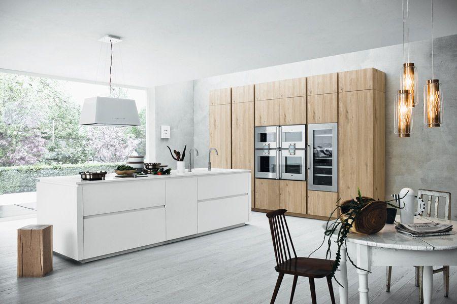 Cloe, la nouvelle cuisine de Cesar cucine | Ilot cuisine, Cuisine ...