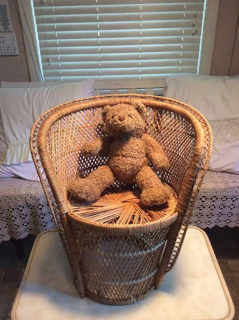 Childs Vintage Wicker Chair Childs Wicker Chair Childs Chair