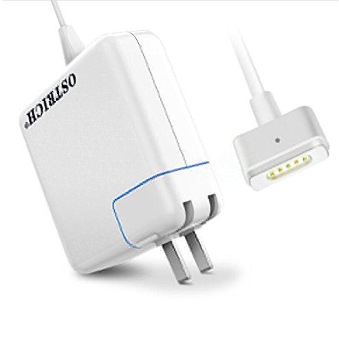 Ostrich Replacement Macbook Charger Magsafe L Shape Power
