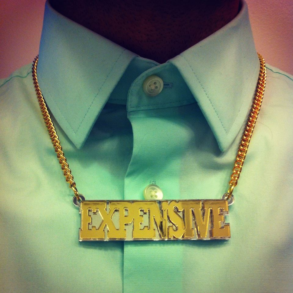 top of chains expensive most pin rapper the ludicrously