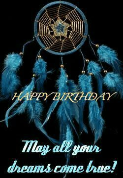 Image Result For Picture Dreamcatcher With Happy Birthday