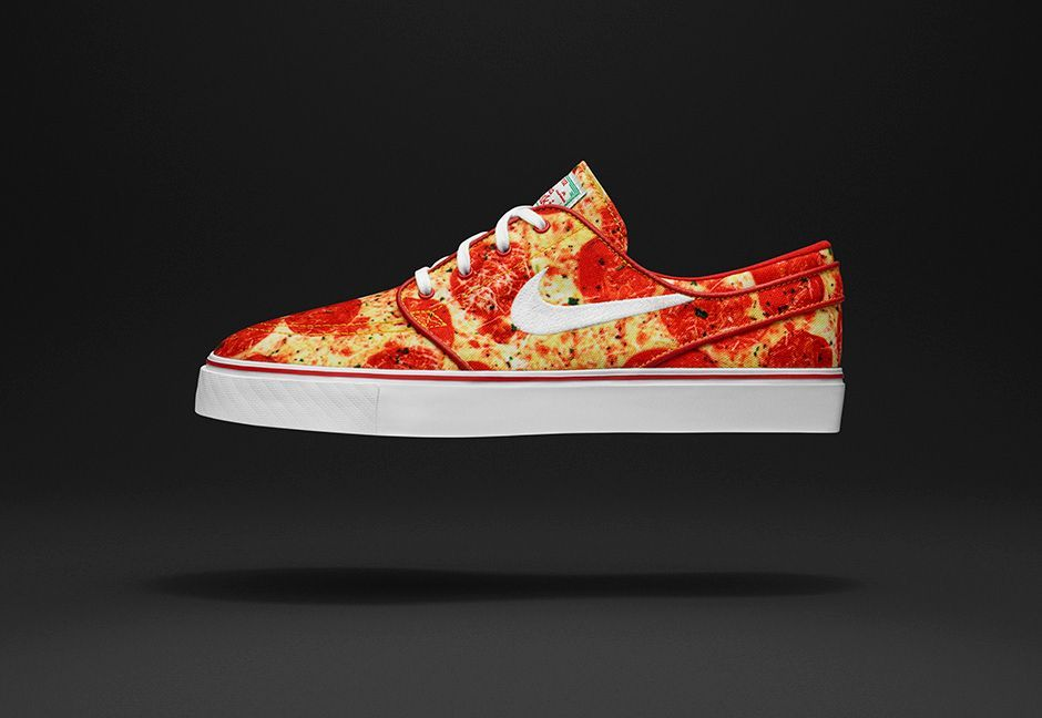 The Skate Mental x Nike SB Stefan Janoski Pepperoni Pizza Releases This  Weekend