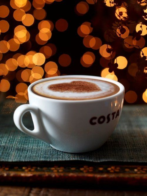 Catching Up With Friends Who Have Gone Away To University Over A Cup Of Coffee I Can Sit In Costa And Talk For Hours Pretty Coffee Coffee Love Coffee Cafe
