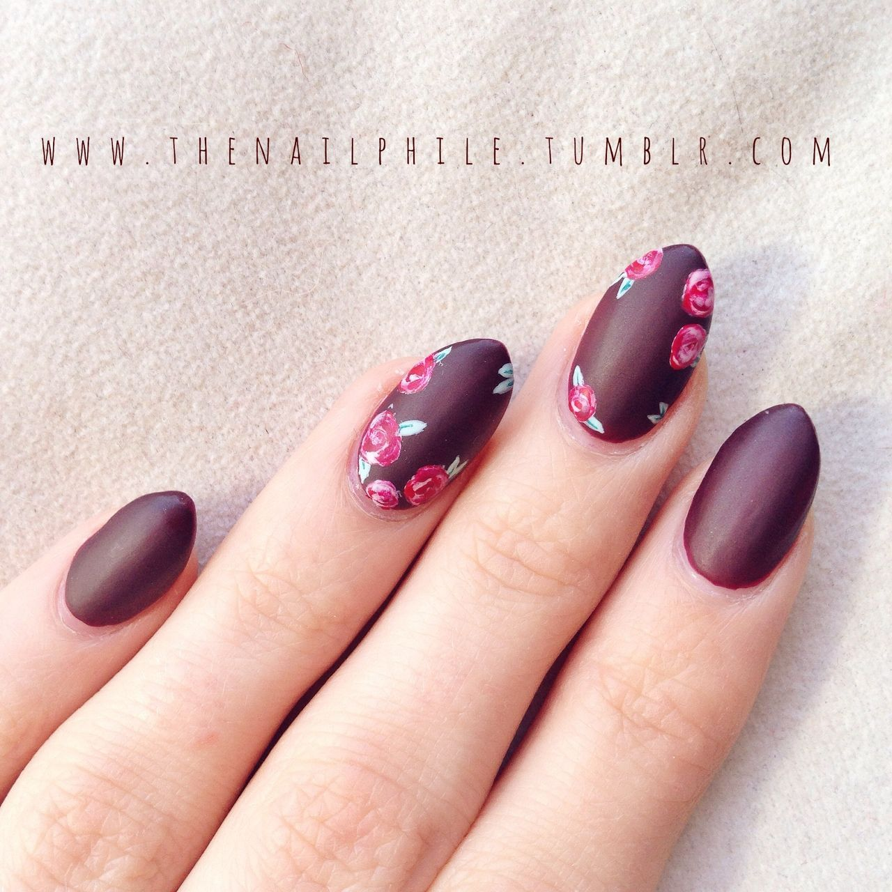 """thenailphile: """"Haven\'t done my nails in ages but I have finally got ..."""