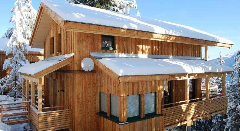 Traumhafter Winterurlaub im luxuriösen Chalet in Österreich - 4 bis 8 Tage ab 124 € | Urlaubsheld