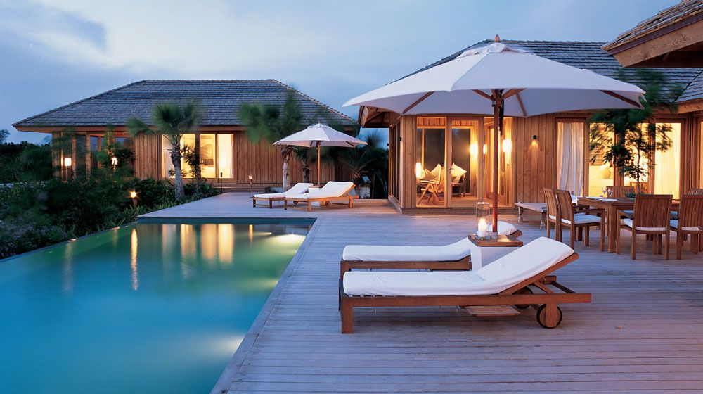 Parrot Cay Resort Hotel, Turks And Caicos Islands