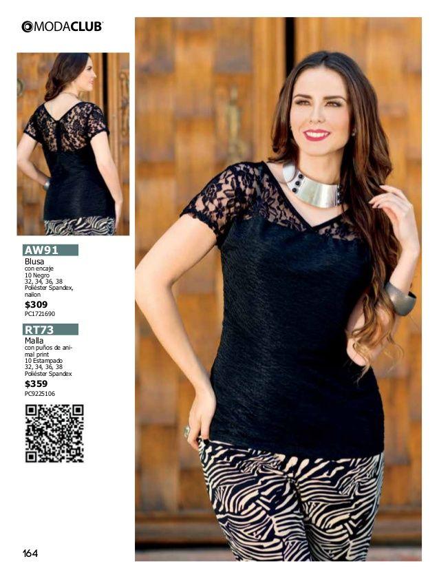 170be00cb9 Catalogo moda club curvy primavera verano 2015 ropa para gorditas ...