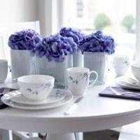 Purple brunch B Floral events