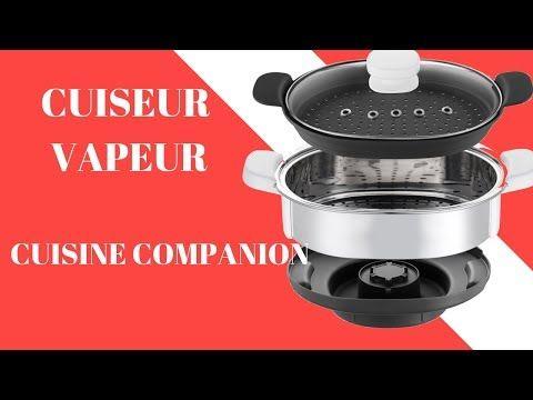 Epingle Par Geraldine P Sur Companion Cuiseur Vapeur Cuisine