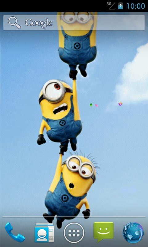 Funny Minions Live Wallpapers free app download - Android Freeware - foto freeware deutsch