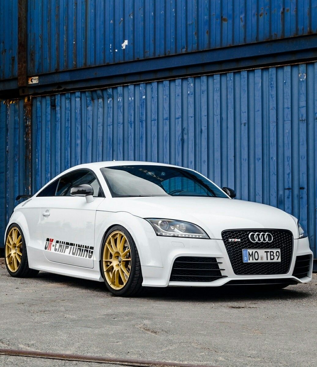 2014 OK-Chiptuning Audi TT RS Plus Have Tuned The Inline 5