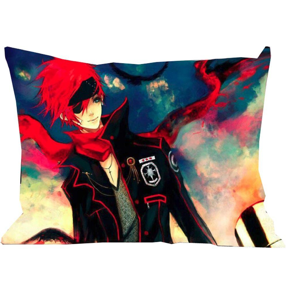 Camplayco D.Gray-man Lavi Logo Pillow Cushion Cosplay *** Find out more about the great product at the image link.