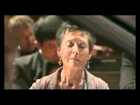 Maria Joao Pires - J.S.Bach Keyboard Concerto No. 5