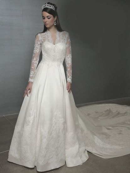 Fashion, Shopping & Style | Kate middleton wedding dress ...