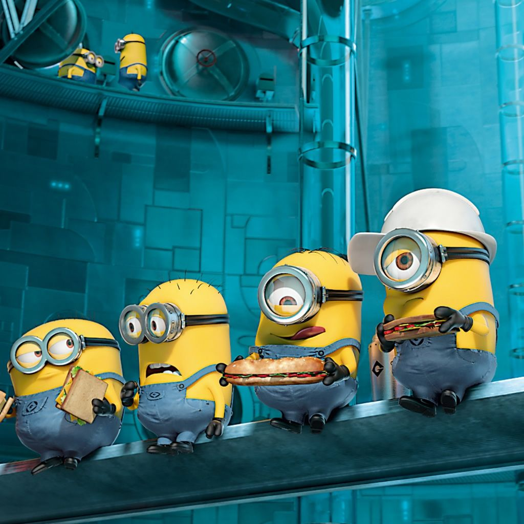 paradise minions despicable me #ipad #wallpaper | ipad wallpapers