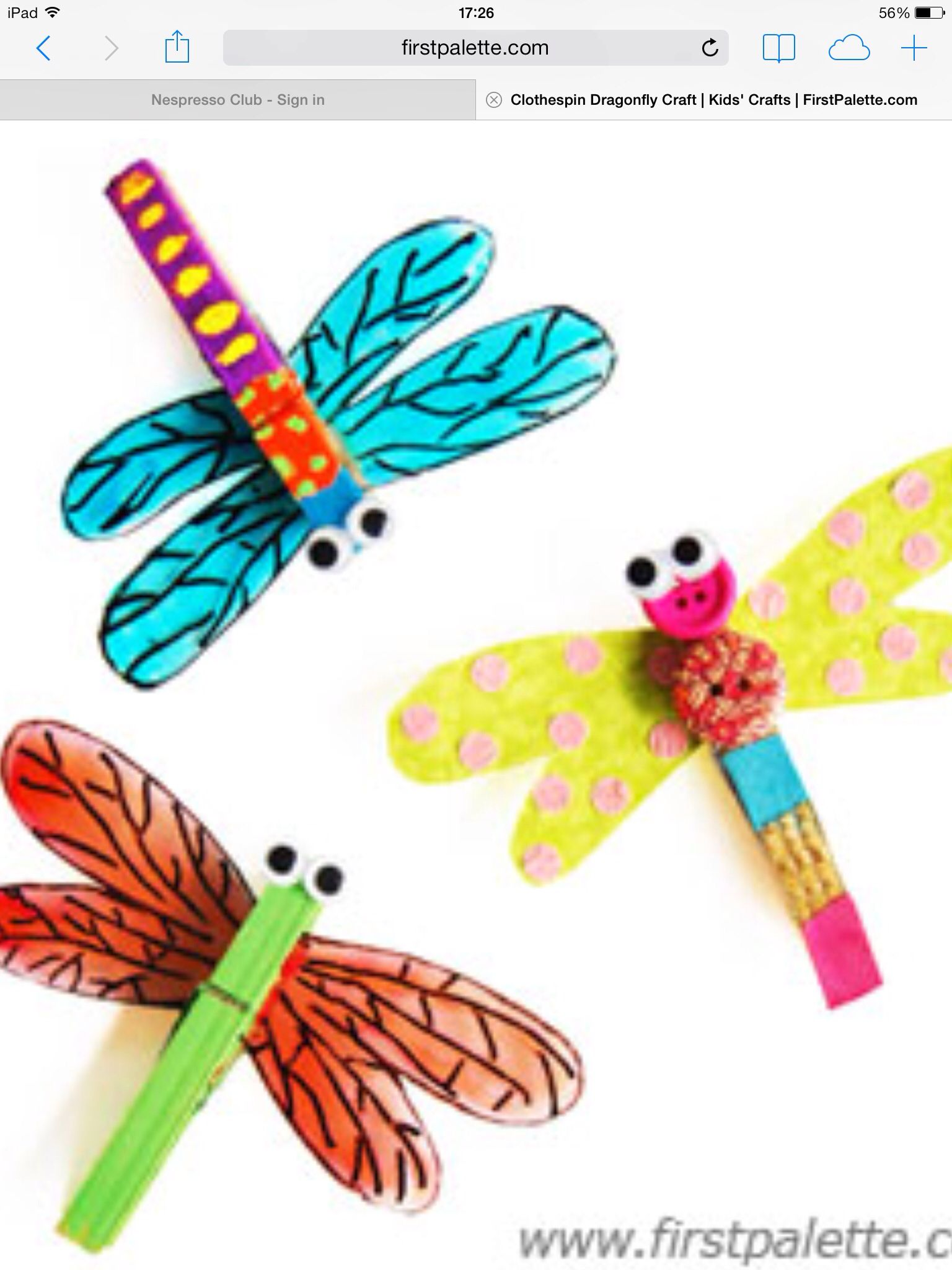 Dragonfly sycamores kids pinterest dragonflies craft and clothespin dragonfly craft rather than a summer project im thinking of having the kids make some for teachers for an end of year gift jeuxipadfo Gallery