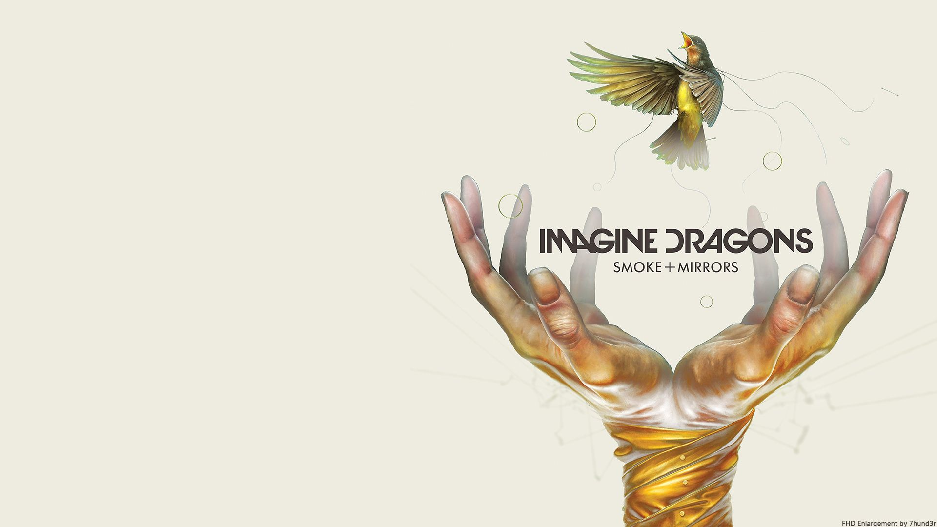 2019 year for women- Inspiration: Album Imagine Dragons Smoke Mirrors