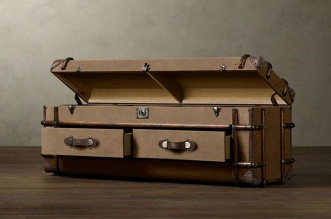 Top 25 ideas about Trunks on Pinterest | English, Steel and Dress up
