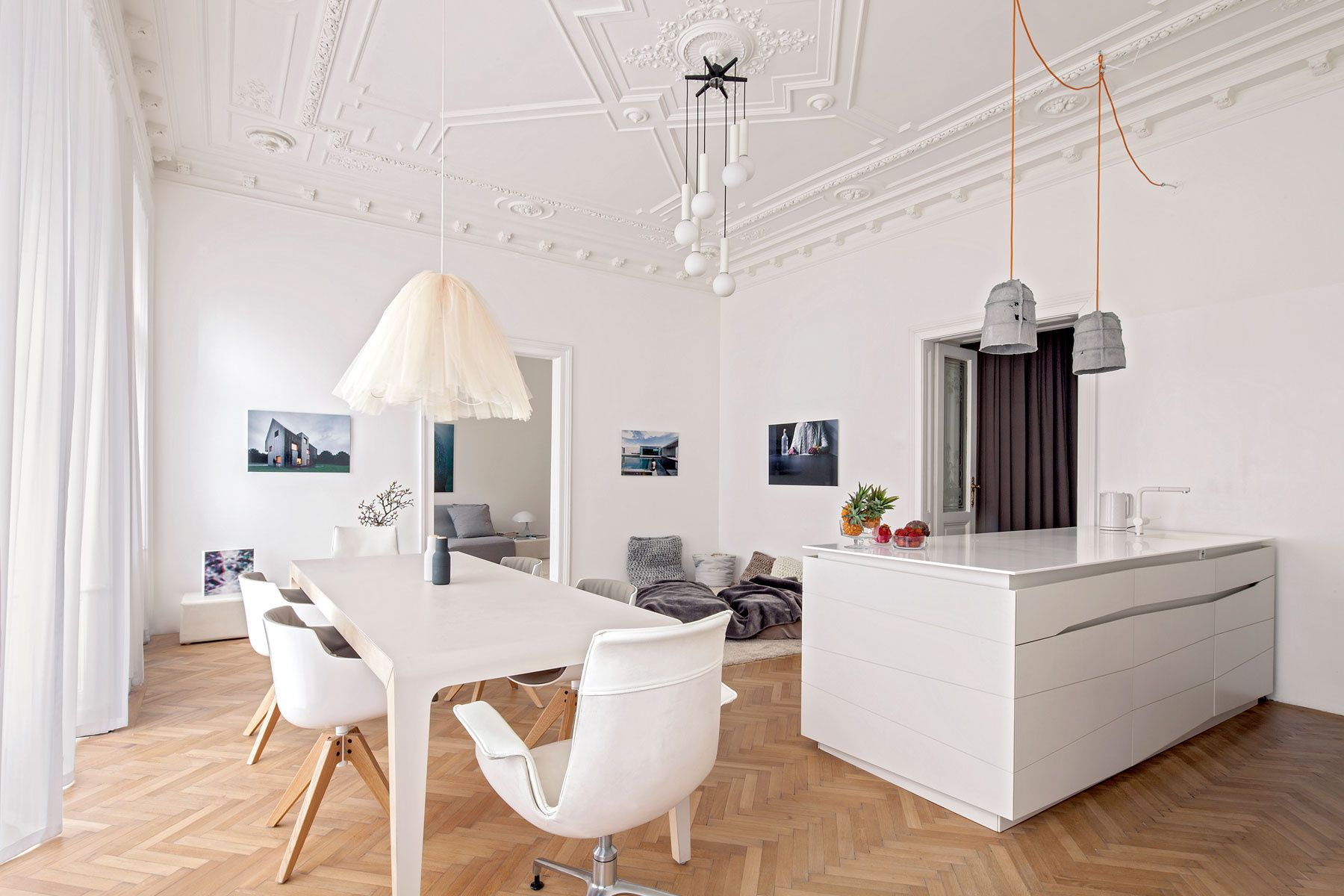 Casa H M En Viena Eclectic Happy Chic Apartment