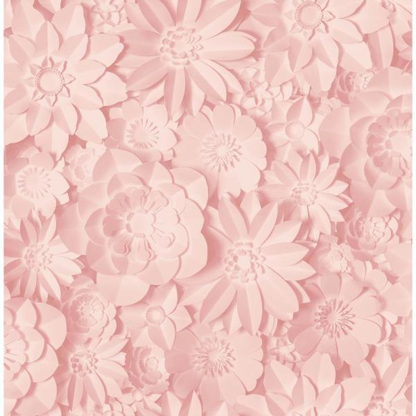 Fine Dcor Dacre Pink Floral Wallpaper 2900 42555 Floral