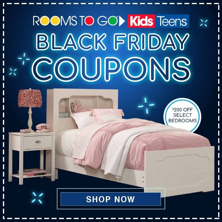 Black Friday Coupons Are Going On Now Save On Furniture For Girls