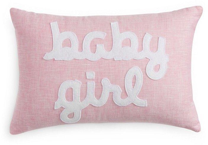 Alexandra Ferguson Baby Girl Decorative Pillow 40 X 40 Baby Extraordinary Baby Girl Decorative Pillows