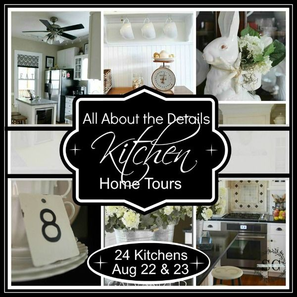 Kitchen Details Tour and Giveaways! | So Much Better With Age