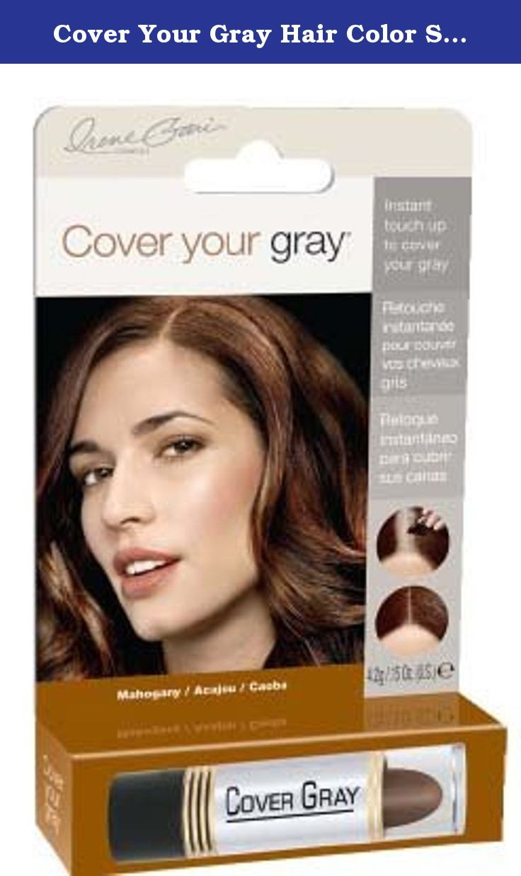 Dexe Private Label Natural Henna Hair Color Stick Cover Gray