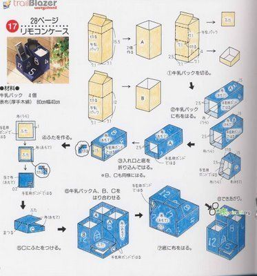 mimo e bambino: reciclagem