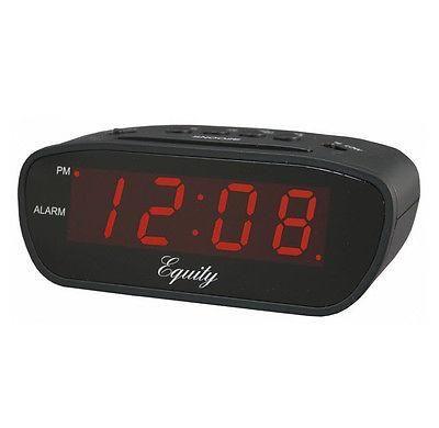 12 volt digital alarm clock