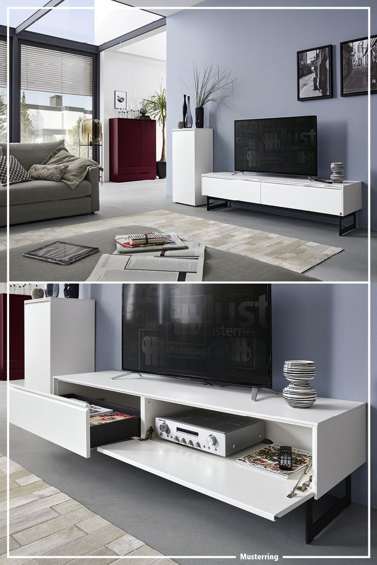 Musterring MODENA Wohnzimmer | Living Room