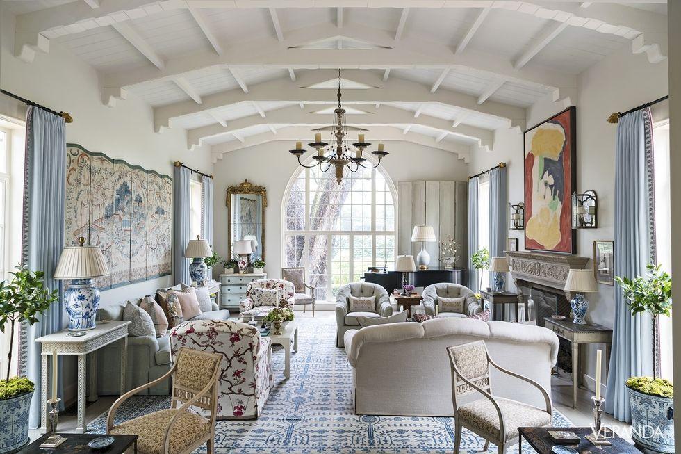 2018 Trends In Interior Design Beautiful Living Rooms Luxury