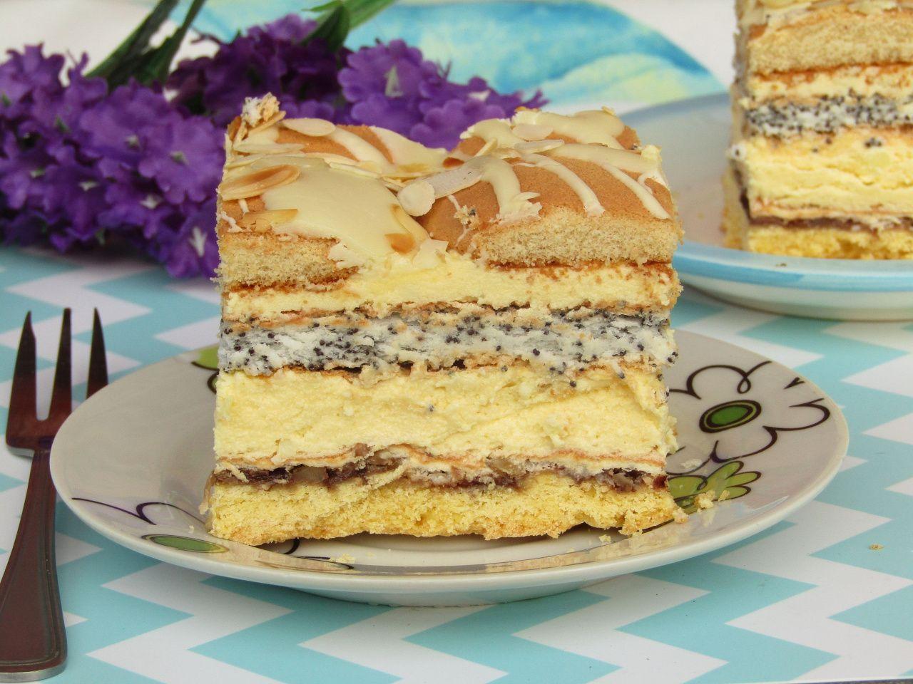 Ciasto Prasnalowe Recipe Baking Cake Recipes Polish Cake Recipe