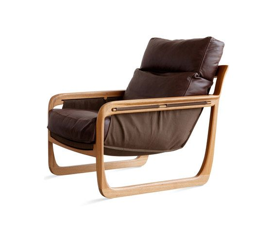 Pitu Chaise by Sossego | Lounge chairs
