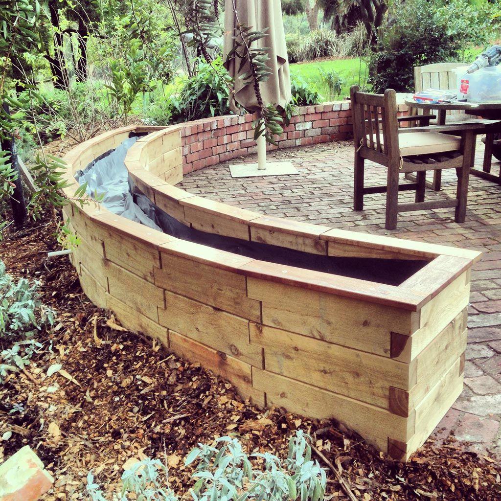 Garden Design with Wicking Garden Beds ModBOX Raised