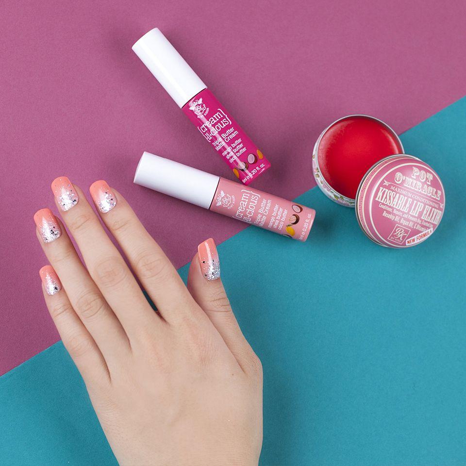 Today\'s beauty essentials: Gel Fantasy, 2 shades of Creamlicious ...
