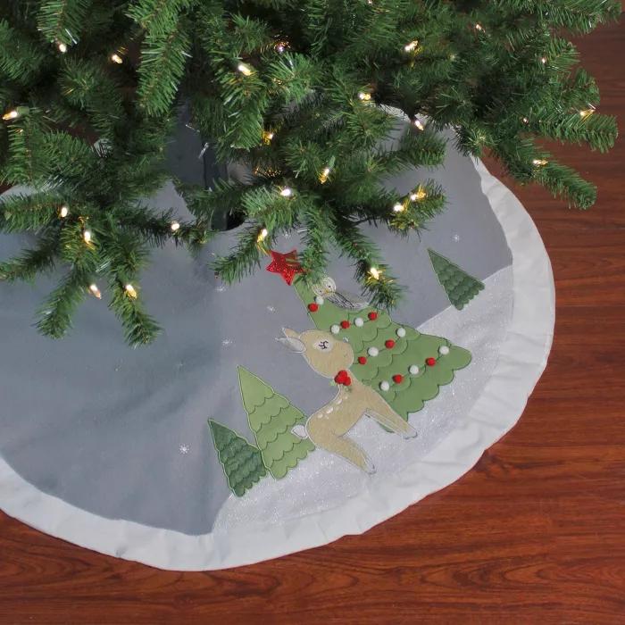 38+ Christmas tree skirt target ideas info