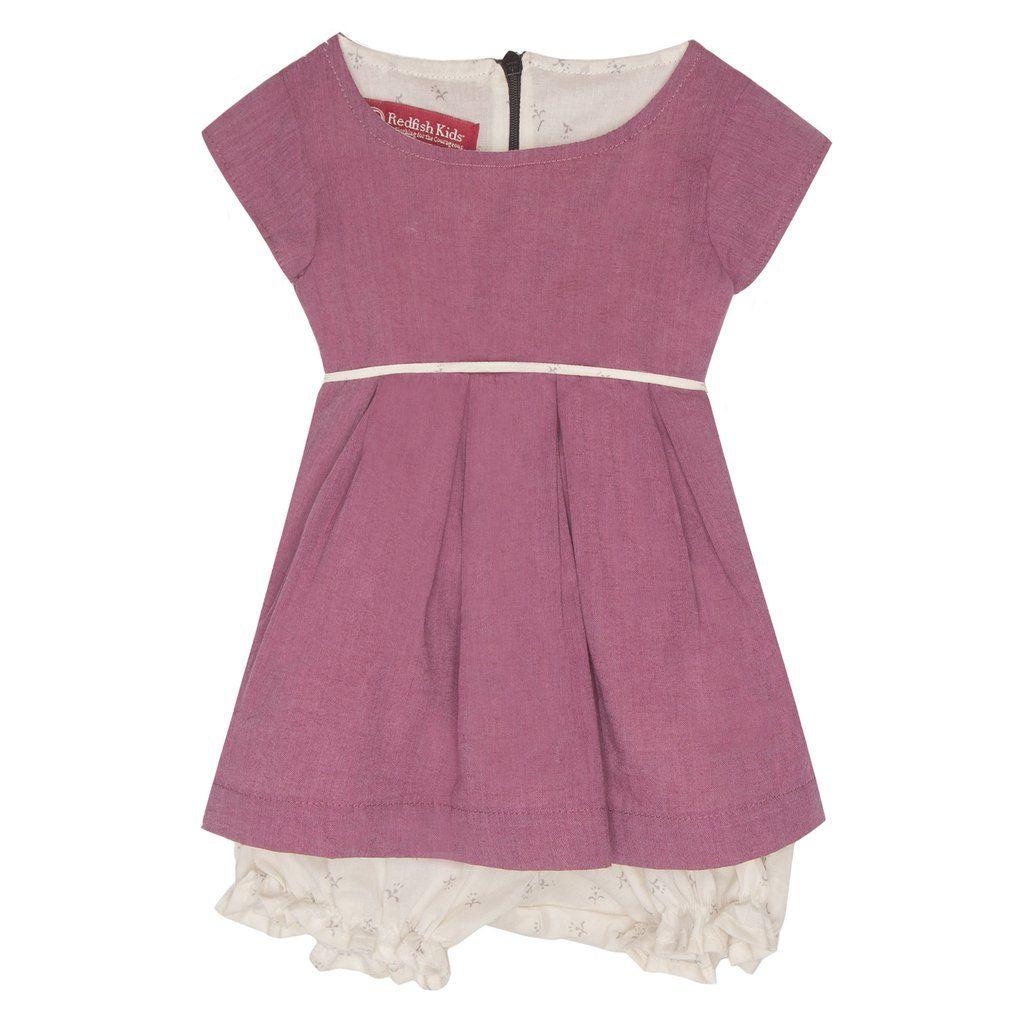 Dress set, little girl outfit