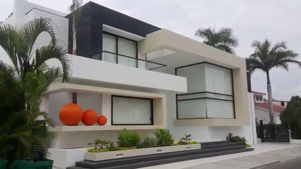 Casa de campo moderna de lujo mokawa fachadas house for Fachadas modernas para casas de campo