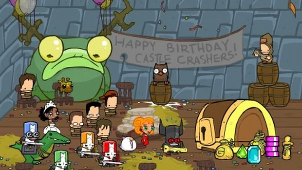 Pin By Lady Blue On Green Knight Castle Crashers Castle Green Knight