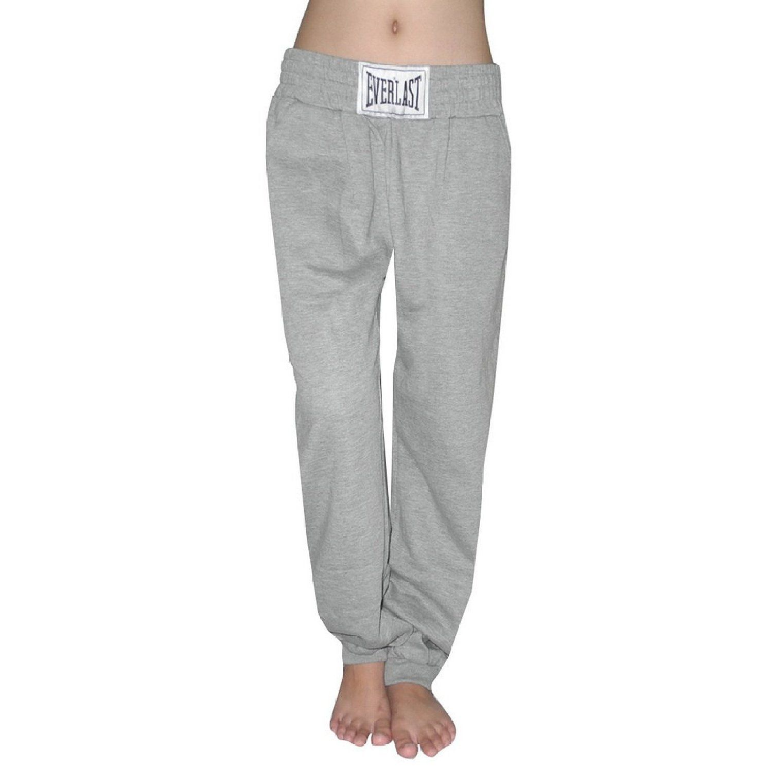6a1be595 EVERLAST Womens Athletic Fall / Winter Sweatpants / Joggers / Jog Pants  (Size: L): Amazon.co.uk: Clothing