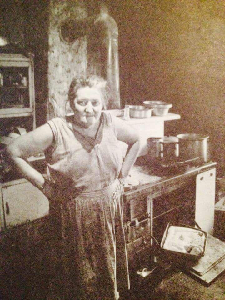 Appalachian kitchen