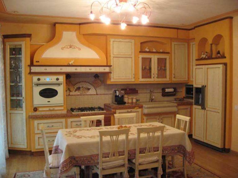 Cucina Rustica Con Isola Con Cucine Rustiche Con Isola Ispirando ...
