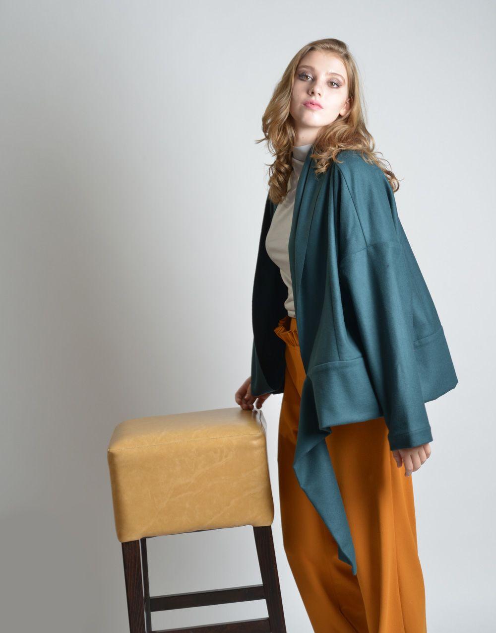 7f57d061a1e Maxi Wool Cardigan - Uomo Cardigan