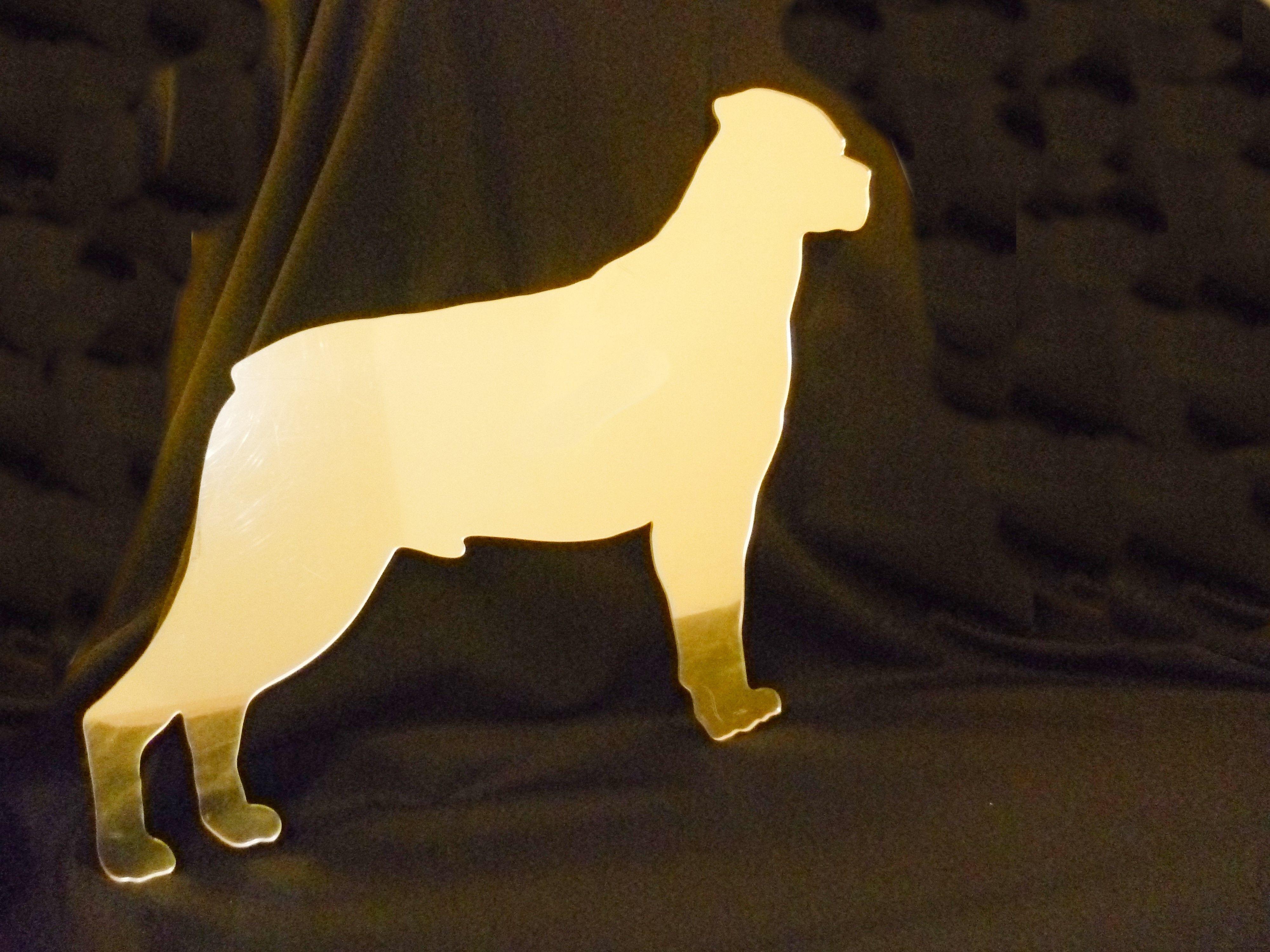 Rottweiler, £4.50