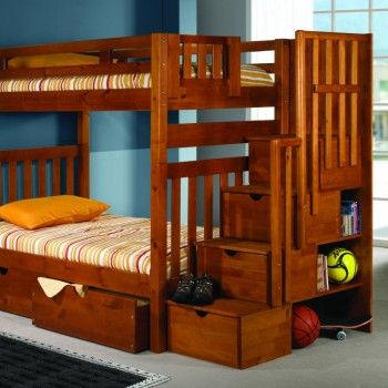 Bunk Bed idea. I saw this online from SAMs club | For the home ...