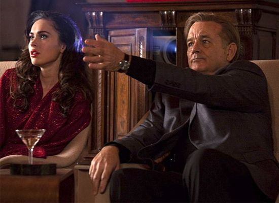 Megan Fox and Bill Murray in Passion Play (2011)