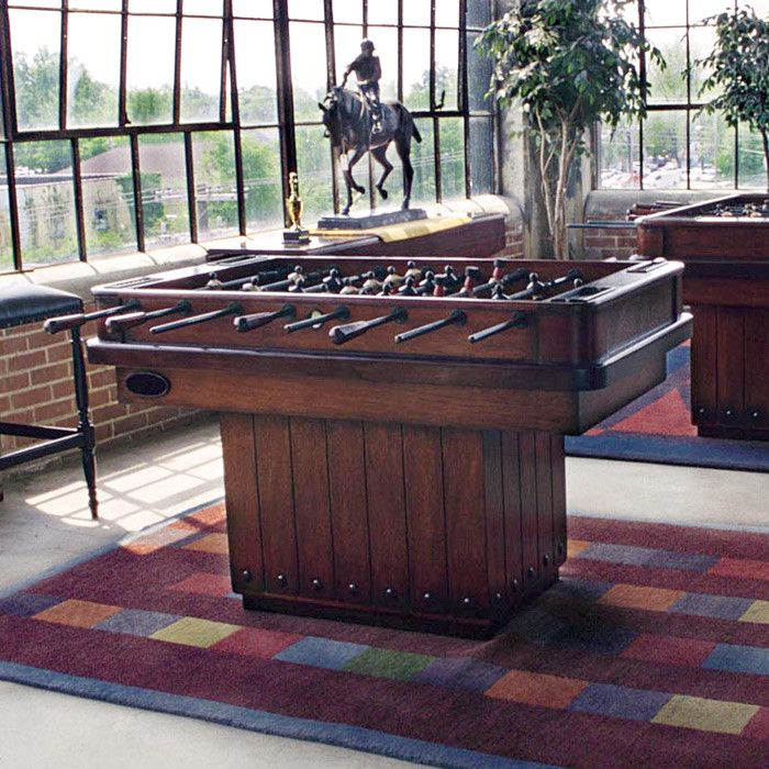 have fun in your man cave with this world cup foosball. Black Bedroom Furniture Sets. Home Design Ideas